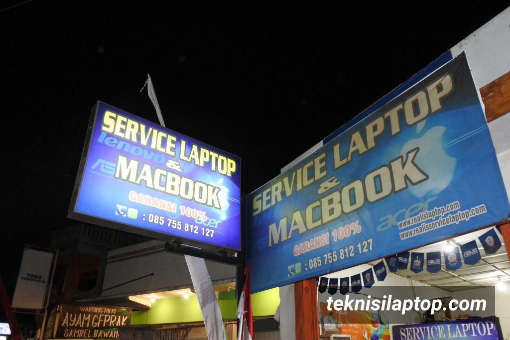 Alamat service MacBook Malang dekat Dinoyo